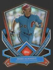 2013 TOPPS CUT TO THE CHASE #CTC19 MIKE SCHMIDT