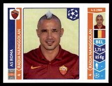 Panini Champions League 2014/15 - Radja Nainggolan AS Roma No. 414