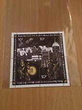 Discworld Stamps Fairytale of Ankh-Morpork Minisheet Hogswatch 50p 2014