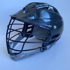 Cascade CPV-R Lacrosse Helmet Black - M/L Size Adjustable