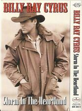Storm in the Heartland [Cassette Single] [Single] by Billy Ray Cyrus. USED VG