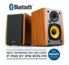 Edifier R1010BT Active Bluetooth 2.0 Bookshelf Speaker Wood Loudspeaker