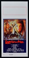 Plakat Ladyhawke Lady Hawke Richard Donner L11