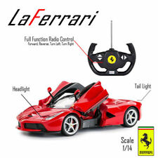 RASTAR OFFICIAL LICENSED Ferrari LaFerrari Red R/C Remote Control CAR 1:14 NEW