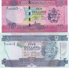 Îles Salomon ensemble... 5,10 dollars... 2011/14/2017 UNIVERSEL (S)