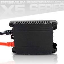 One pc 55W Super Slim AC Digital HID Xenon Ballast Black Low Profile