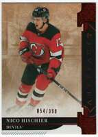 2019-20 Upper Deck Artifacts Ruby /399 #125 Nico Hischier NJ Devils