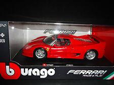 Bburago Ferrari F50 Red 1/24