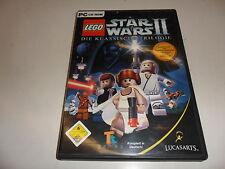 PC LEGO STAR WARS II-la classica trilogia USK-Classificazione: USK a partire dal 6