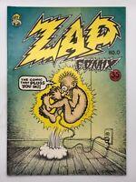 ZAP COMIX #0, R. Crumb, 2nd printing 1967, Apex, RARE!