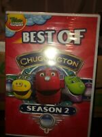 Brand new!! best of chuggington dvd