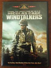 Windtalkers (DVD, 2002)*Nicolas Cage Mark Ruffalo