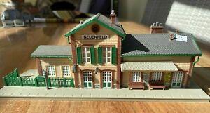 Faller Kibi HO  Bahnhof Neufeld