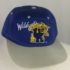 Vintage Kentucky Wildcats Snapback Hat 90s Ncaa Basketball Banned Tongue Logo