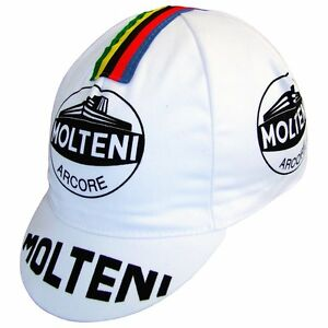Cap Molteni Team Eddy Merckx Vintage Bike Tour de France Retro Z21 #928