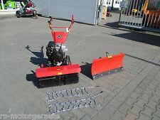 HERKULES FM 300H Kehrmaschine, Schneeschild u. Schneeketten TOP Zustand