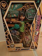Monster High Cleo de Nile Dawn of the Dance Mitternachtsparty Neu NRFB