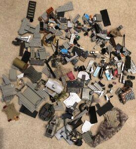 Lego Army Green Beige Military Building Blocks Bricks Mega Bloks Lego Mixed Lot