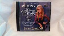 Doreen Virtue Ph.d Curación Tu Apetito Your Life Live Conferencia cd3986