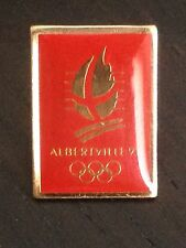 OLYMPIC PIN´S - ALBERTVILLE 1992 -  OLIMPIC GAMES -JUEGOS OLIMPICOS  (E16)