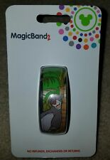 NEW Disney Parks The Jungle Book Green Magic Band 2 Link It Later