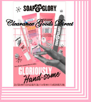 Soap And & Glory Gloriously Hand-Some Christmas Gift Set