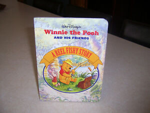 Walt Disneys 'Winnie The Pooh & His Friends'- A Real Fishy Story 4 - 6 years old