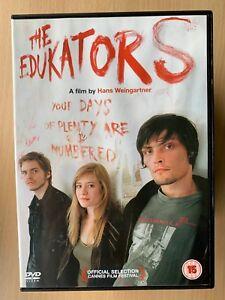 The Edukators 2004 German Youth Teen Rights of Passage Drama UK DVD