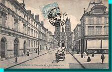 CPA 45 - Orléans Perspective de la rue jeanne d'arc