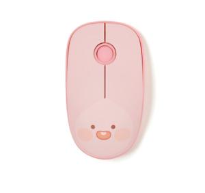 [KAKAO FRIENDS] BT Wireless Mouse_Apeach 11.3*6.3cm