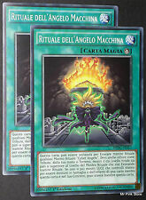 Set 2X RITUALE DELL' ANGELO MACCHINA DPDG-IT017 Comune in Italiano YUGIOH