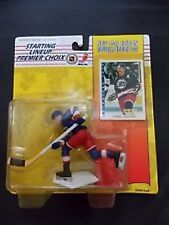 Teemu Selanne Winnipeg Jets Starting Line Premier Choix NHL Action Figure NIB