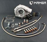 MAMBA GTX Ball Bearing Billet Turbo GT2860R FOR Nissan TD42 Safari GQ