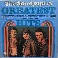 The Sandpipers - Greatest Hits (LP, Album, Comp, Vinyl Schallplatte - 143974