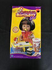Nib 1999 Hasbro Doll Mcdonaldland Birthday Girl Musical Light-Up Cake Rare!