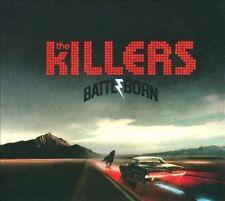 The Killers - Battle Born [CD] Deluxe Edition 3 BONUS TRACKS Dpak