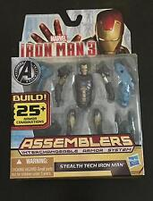 Marvel Iron Man 3 Avengers Initiative Assemblers Interchangeable Armor System F
