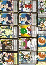 Dragon Ball cards 1989 14 cards