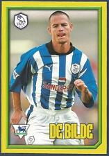MERLIN 2000-FA PREMIER LEAGUE 2000- #381-SHEFFIELD WEDNESDAY-DE BILDE-MEGA