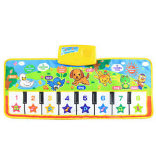 Piano Mat Kids Music Maker Floor Playmat Feet Musical Toy Giant Keys Keyboard