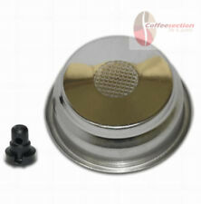Gaggia - 21000491 Stainless Steel 2 Cup Filter Basket with Pin - Pressurised
