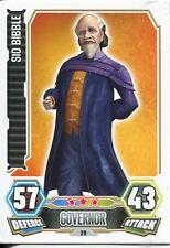 Star Wars Force Attax Series 3 Card #29 Sio Bibble