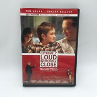 EXTREMELY LOUD  INCREDIBLY CLOSE - DVD