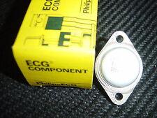 ECG248 PNP POWER TRANSISTOR TO-3 REPL NTE248 bb