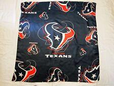 Houston Texans NFL Silky Team Scarf - Head Wrap -  Belt NWT