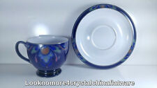 Denby Langley Baroque Cup and Saucer Set