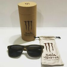 Monster Java Energy Woodzee Sunglasses Brand New In The Packaging All Inclusive