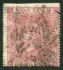 SG126 5/- Rose plate 1 Space Filler (thins and a tear) Cat 675 pounds