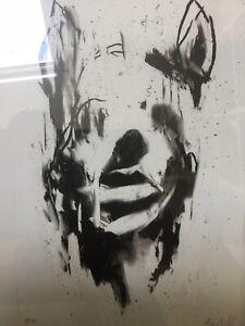 antony micallef,limited Edition,signed,full Sales Receipt,POW Interest,graffiti