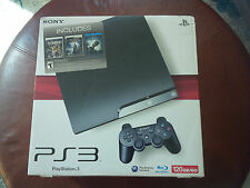 Playstation 3 system 120gb PS3 Infamous Batman NEW IN BOX